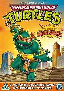 Teenage Mutant Ninja Turtles: Best Of Michelangelo [DVD]