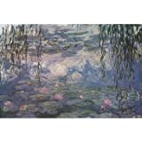Claude Monet (Nympheas) Fine Art Print Poster