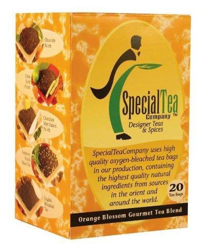 Orange Blossom Gourmet Oolong X 80 Tea Bags + Free Samples