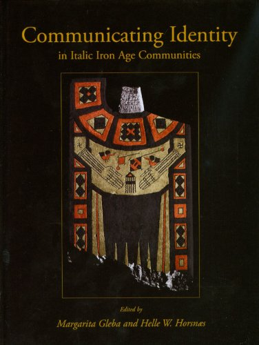 Communicating Identity in Italic Iron Age Communities