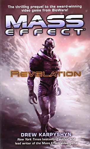 Mass Effect: Revelation (Mass Effect (Paperback))