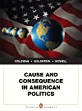 img - for Cause and Consequence in American Politics (Penguin Academics) book / textbook / text book