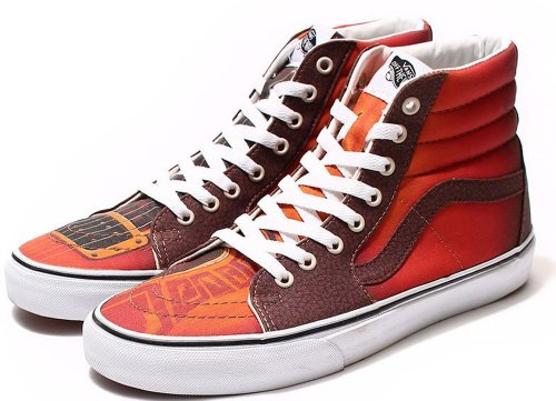 Vans Unisex Sk8-Hi Custom Culture Sneakers