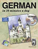 GERMAN in 10 minutes a day® with CD-ROM