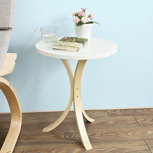 SoBuy® Tavolo Legno Consolle, Tavolino basso da divano,Tavolo da giardino,FBT29-W,IT