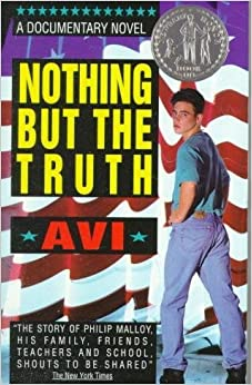 avi nothing but the truth selection Activities for avi's  nothing but the truth: a  importantly, you won't be able to find such a large selection of different materials anywhere else.