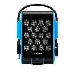 ADATA HD720 1TB USB External Hard Drive (Blue)