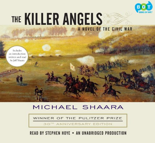 An analysis of the killer angels by micheal shaara