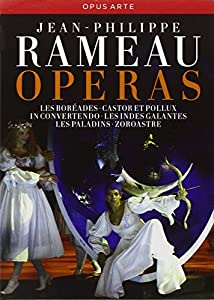 Rameau: Operas (Version française) [Import]