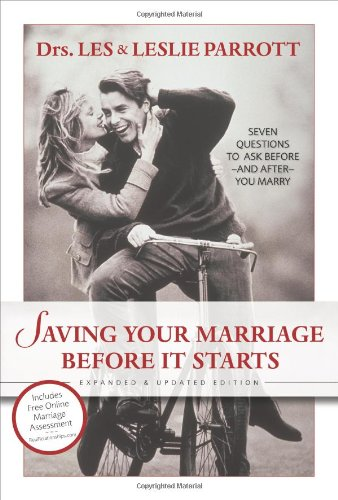 Saving Your Marriage Before It Starts Seven Questions to Ask Before and After You Marry310259827 : image