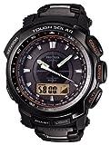 [カシオ]CASIO 腕時計 PROTREK プロトレック タフソーラー 電波時計 MULTIBAND 6 PRW-5100YT-1BJF メンズ