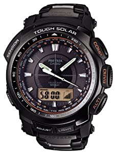 Casio Protrek Multiband6 Japanese Model [ Pre-5100yt-1bjf ]