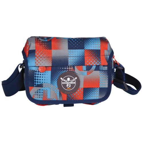 Chiemsee Borsa Messenger, Chiemsee 5060017 Schultertasche Shoulderbag, Messenger Bag In Pm Navy, 21x15x 6 Cm, blu - PM NAVY, 5060017