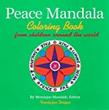 img - for Peace Mandala Coloring Book by Monique Mandali (2000-07-01) book / textbook / text book