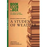 Bookclub in a Box Discusses A Student of Weatherby Elizabeth Hay