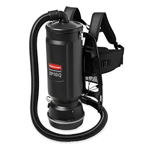 Rubbermaid Commercial Executive Series Backpack Vacuum