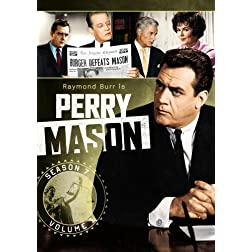 Perry Mason: The Seventh Season, Vol. 1