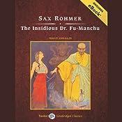 The Insidious Dr. Fu-Manchu | Sax Rohmer