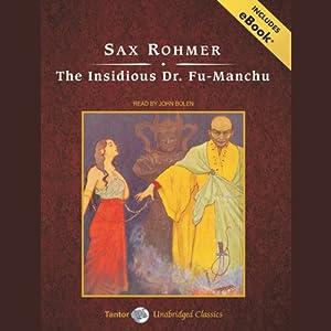 The Insidious Dr. Fu-Manchu Audiobook