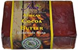 Puro Body & Soul African Cocoa Butter Handmade Soap - 100g