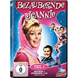 Bezaubernde Jeannie - Season 1, Vol.1 2 DVDs
