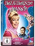 Bezaubernde Jeannie - Season 1, Vol.1 [2 DVDs]