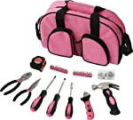 Apollo Precision Tools Dt0423p 69 Piece Womens Essential Tool Kit by Apollo