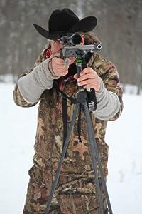 Primos Gen 2 Jim Shockey Edition Deluxe Tri Pod Trigger Stick, 24-62-Inch