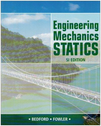 Engineering Mechanics: Statics SI (World Student)