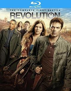 Revolution - Season 1 [Blu-ray] [2013] [Region Free]