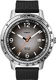 Timex Men's Weekender Sport, Black Dial, Black Resin Strap - T2N753