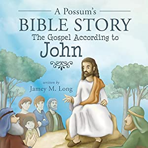A Possum's Bible Story Audiobook