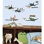RoomMates RMK2140SCS Planes Peel and...