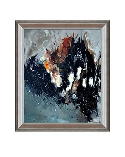 Pol Ledent Abstract 8811114 Framed Canvas Print