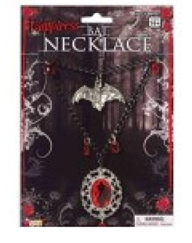 Forum Novelties Inc. Gothic Bat Necklace Accessory