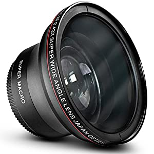 Lens Conversion / Altura Photo Wide Angle 0.43x