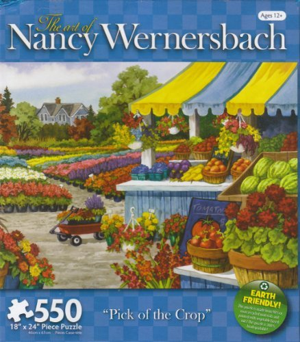 Pick Of The Crop 550 Piece Puzzle