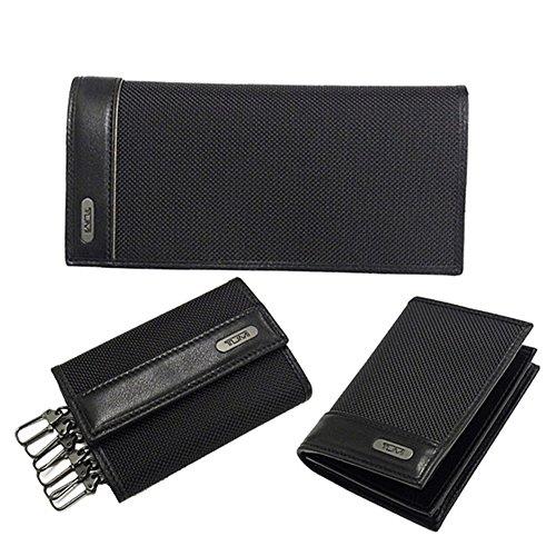 トゥミ TUMI 3点セット 長財布 キーケース カードケース セット メンズ 0096-1403/01 1510/01 1670/01【並行輸入品】