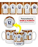 Tottenham Hotspur Personalised Mug