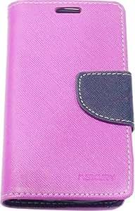 R safe Mercury flip cover for Nokia Lumia 630 (Purple)