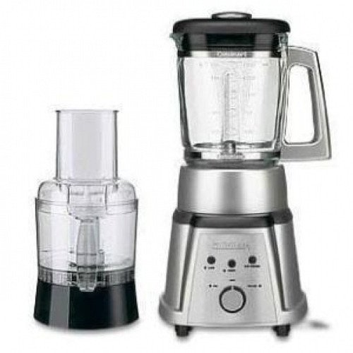 Hot Deal New Cuisinart Cb-600 Die-cast Metal/glass Blender&food Processor Stainless Steel High Quality Product Fast Shipping  Best Offer
