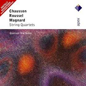 String Quartet in E Minor, Op. 16: III. Chant fun�bre