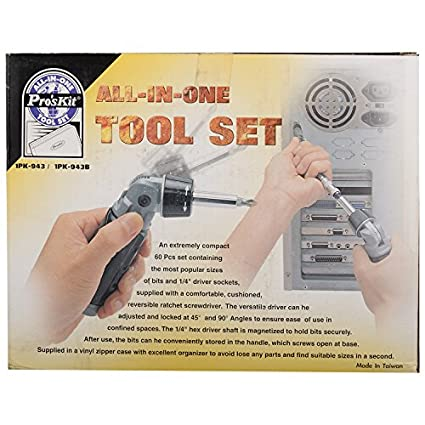 Proskit 1PK-943B All In One Tool Kit