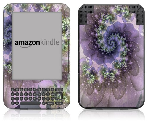 DecalGirl Kindle Skin (Fits Kindle Keyboard) Turbulent Dreams (Matte Finish)