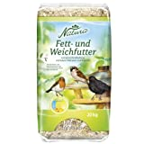 Dehner Natura Fett- und Weichfutter, 20 kg, 1er Pack (1 x 20 kg)