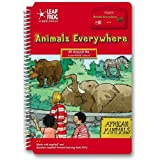 Leap Frog All Around Me Storybooks Animals Everywhere Animals Level 2