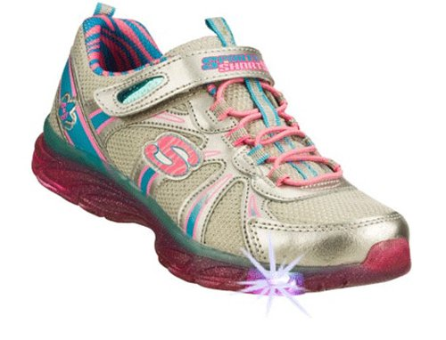 Childrens Light Up Shoes front-1076481