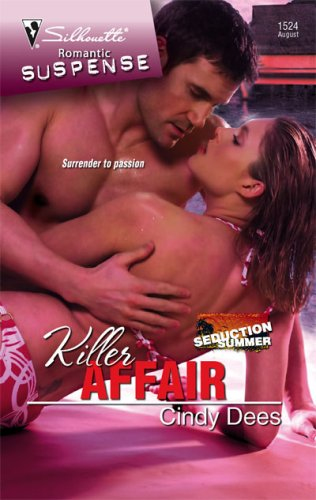 Image of Killer Affair (Silhouette Romantic Suspense)