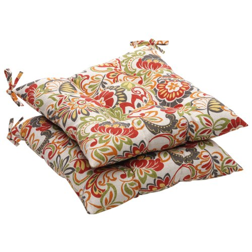 Dining Chair Cushions With Ties 2104