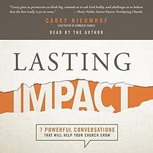 Lasting Impact Audiobook